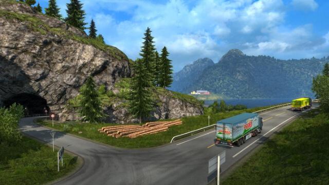 tải game euro truck simulator 2 full crack