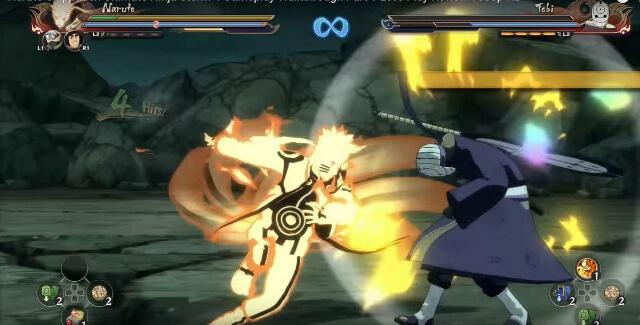 tải game naruto shippuden ultimate ninja storm 4